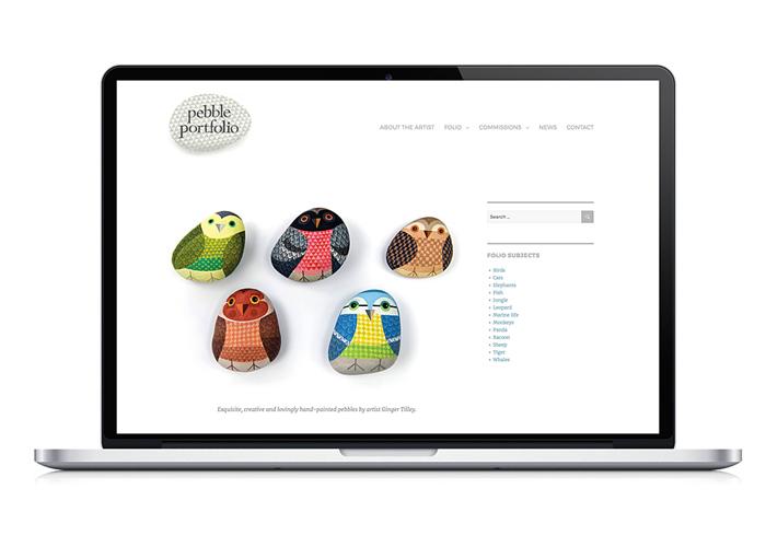 Pebble-portfolio